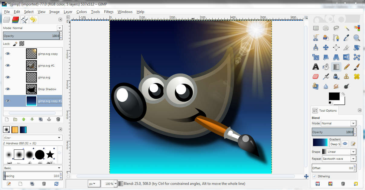 GIMP In Action