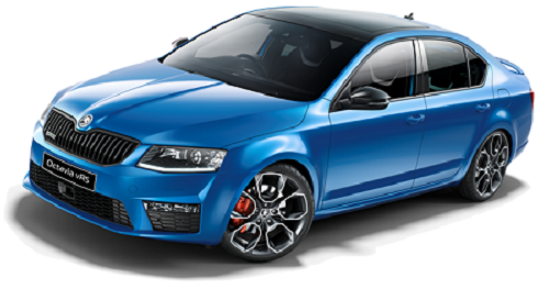skoda to launch octavia vrs in india soon blogzamana. Black Bedroom Furniture Sets. Home Design Ideas