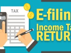 income tax e_filing