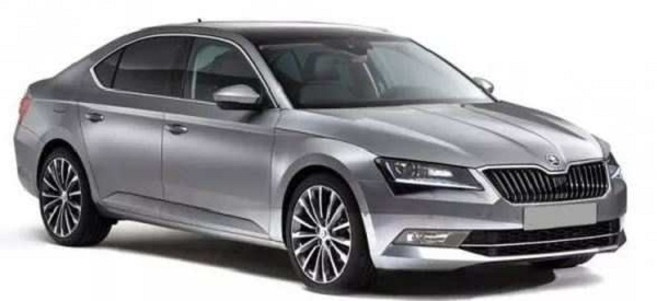 skoda superb corporate edition