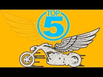 Top 5 Fastest Motorcycles in the World || Blog Zamana