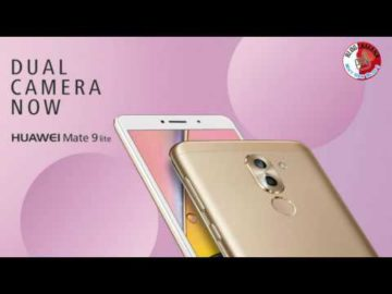 Huawei Mate 9 Lite || the new Mate 9 Family Member || BlogZamana
